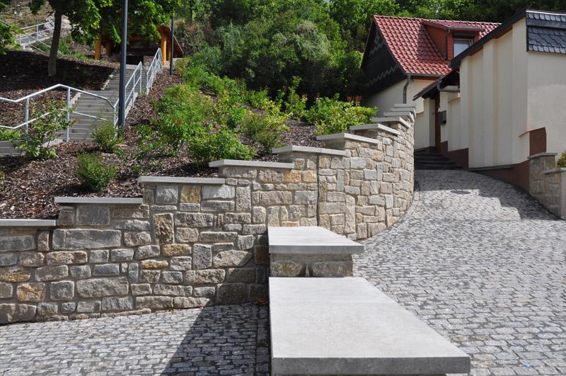 Landschaftsgestaltung  Landschaftsgestaltung - GalaBau Bätzoldt